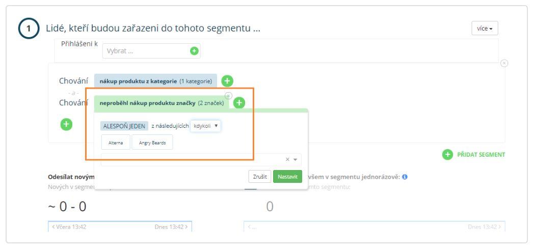 E-mailingové automatické kampaně - retenční kampaň